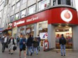 Vodafone sales slip as its Indian business is left reeling