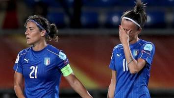 Germany knock Italy out of Women's Euro 2017