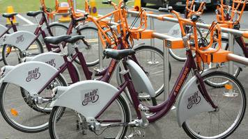future of reading readybike hire scheme secured