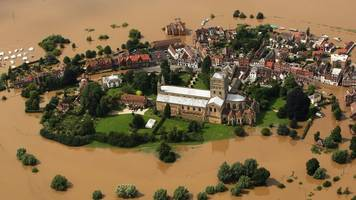 The wettest summer on record - 10 years on from the 2007 floods
