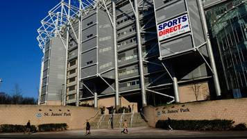 terror attack barriers to go up at st james' park