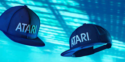 Atari created a hat with built-in speakers and wants you to test it
