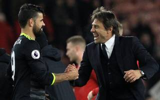 antonio conte: chelsea told diego costa he would be sold in january