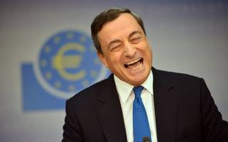 Euro hits highest in almost two years as Draghi fails to convince markets