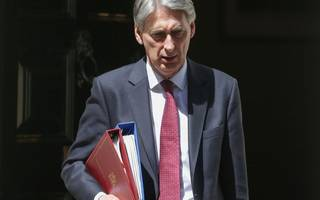 unexpected borrowing rise in june deals blow to deficit reduction plan
