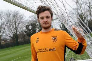 hull city's will keane eyeing up a november return to action