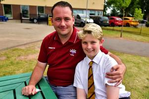 Brave Bristol schoolboy opens up about mental health as he cares for his entire family