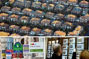 bristol house price inflation falls to just six per cent