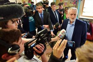 jeremy corbyn to target tory south gloucestershire mp during summer tour of marginal seats