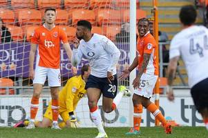are bristol city really bidding for luton town striker isaac vassell?