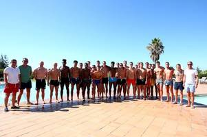 Bristol Rovers' trip to Portugal will prove its worth - tour diary from Jack Vittles