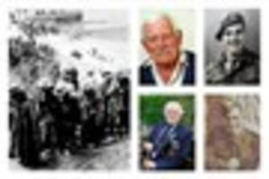 North Staffordshire veterans tell the real story of Dunkirk