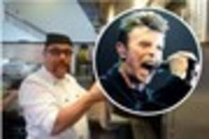 let's eat: the exeter chef who cooked for david bowie