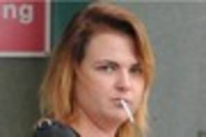 woman guilty of setting up credit in her ex's name and spending...