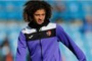 Ethan Ampadu features for Chelsea in preseason match with Crawley...