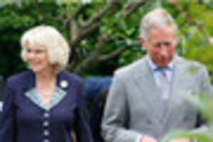 prince charles and camilla in cornwall for royal visit to newquay...