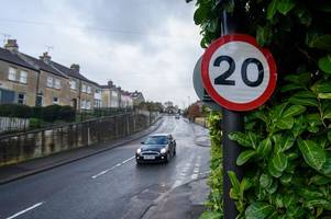 bath liberal democrats: 'we are seeing culture change since 20mph zones were introduced'