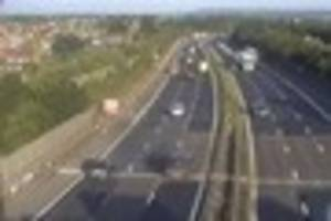 live kent travel updates for m20, m25,  m2 and breaking news