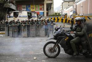 millions participate in venezuela general strike, but violence leaves 2 dead