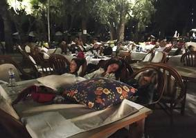 Two Dead in Kos After 6.7 Magnitude Earthquake Hits Turkey and Greece