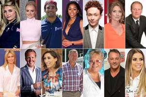 dancing on ice lineup revealed with katie price and scottish rugby star max evans involved