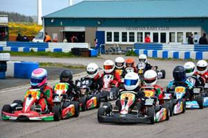open karting championship is big success