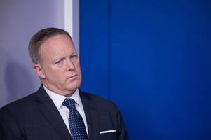 Sean Spicer quits White House after Donald Trump snubs him for top job