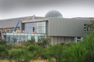 south ayrshire council says new schools in ayr and troon are safe despite using controversial aluminium composite material cladding