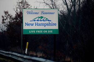 New Hampshire Removes Stringent Penalties For Marijuana Possession