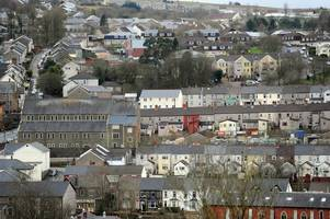 'House prices in Blaenau Gwent could take a hit following Circuit of Wales decision'