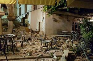 top news stories from britain and around the world - two dead in kos as earthquake hits region popular with british tourists
