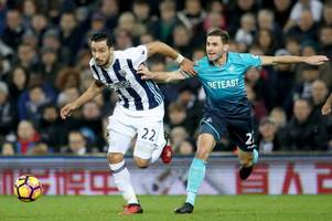 Tony Pulis insists West Brom are planning to hold on to Nacer Chadli amidst reported Swansea City interest