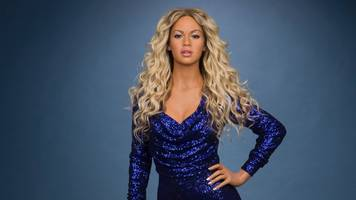 madame tussauds beyonce waxwork 'removed' after complaints