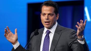 Who is White House communications chief The Mooch?