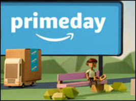 Amazon Starts the Clock on Prime Day Hoopla