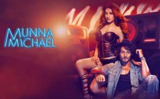 munna michael movie review: tiger's moves are amazing but not enough to save the film