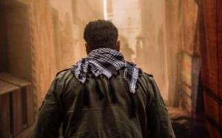 photo alert! get a glimpse of salman khan's look for tiger zinda hai