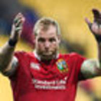 Rugby: Lions star James Haskell fires up at 'lying' fans