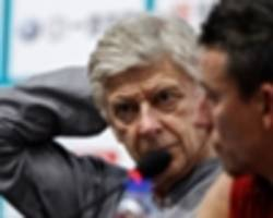 arsenal versus chelsea is never a friendly - wenger