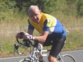 one of britain's oldest racing cyclists, 91, is killed