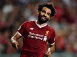 liverpool 2-1 leicester: mo salah scores again