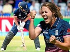 nat sciver: the all-rounder who win england the world cup