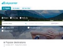 Flights search engine Skyscanner increases turnover by 44%