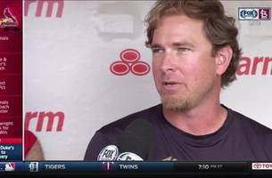 zach duke on his rapid recovery from tommy john surgery