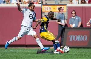 Minnesota United blanked 3-0 by New York Red Bulls