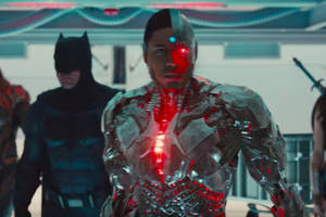 the comic-con trailer for justice league reveals their true enemy