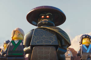 The Comic-Con trailer for The Lego Ninjago Movie is all about family