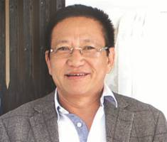 Nagaland CM inducts 10 ministers into his council of ministers