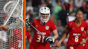 England win bronze at Lacrosse World Cup - video & report