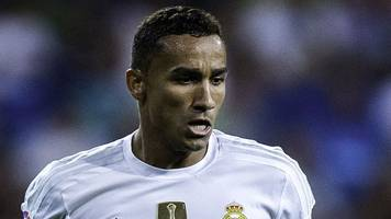 man city to sign real defender danilo for £26.5m